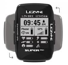 GPS компьютер Lezyne SUPER PRO GPS SMART LOADED