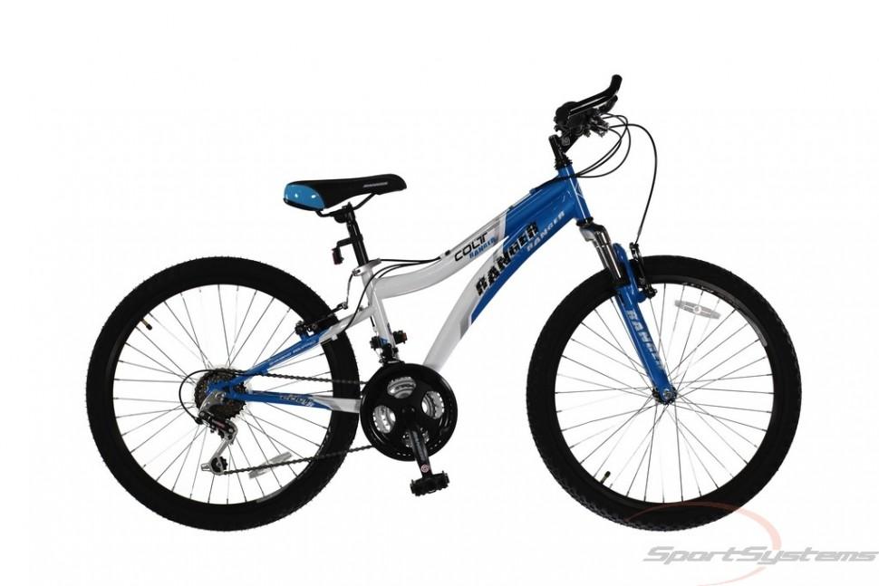 Велосипед Comanche Ranger Colt Fs