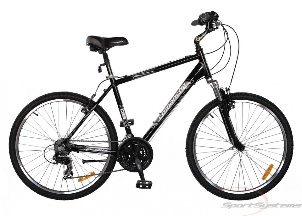 Купить велосипед Comanche Rio Grande Fs