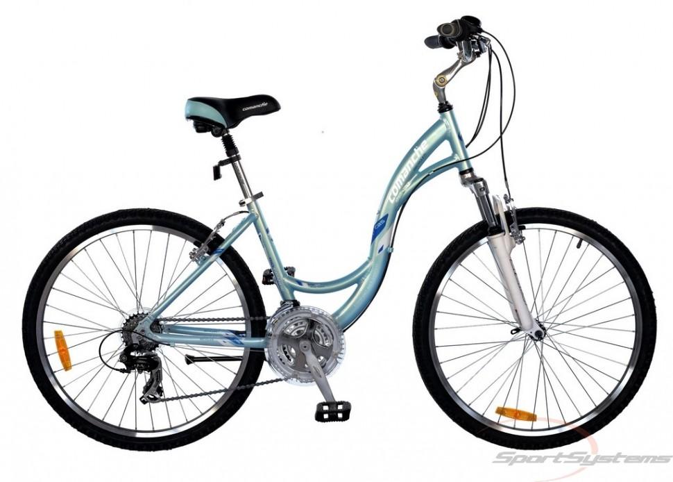 Велосипед Comanche Rio Grande Fs Lady