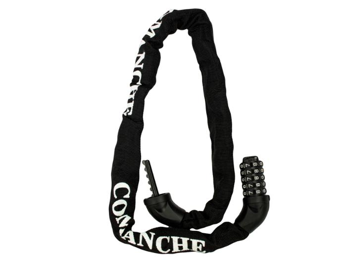 comanche Замок Comanche CHAIN-DGT-6/10 (черный) CC100134