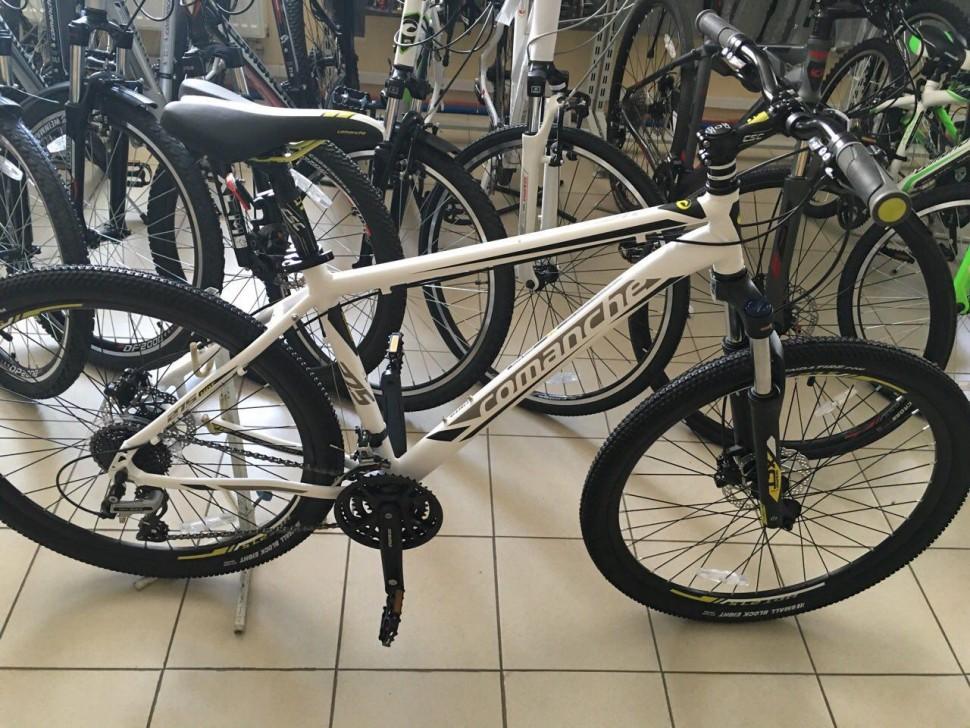 Купить велосипед Comanche Tomahawk 27.5