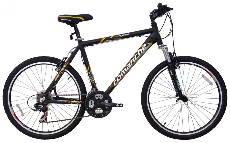 Велосипед Comanche Ontario Sport М
