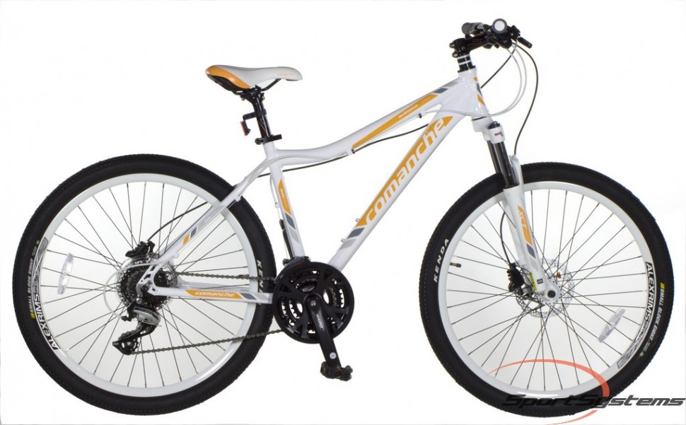 Велосипед Comanche Orinoco Comp L