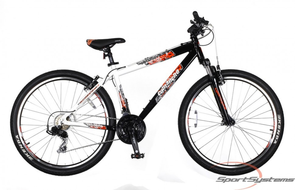 Купить велосипед Comanche Ontario Comp