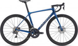 Giant TCR Advanced Pro 0 Disc KOM 28 2021