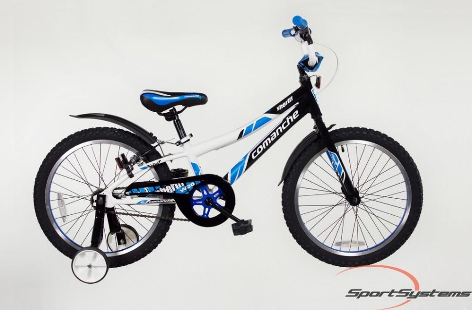 Велосипед Comanche Sheriff 20