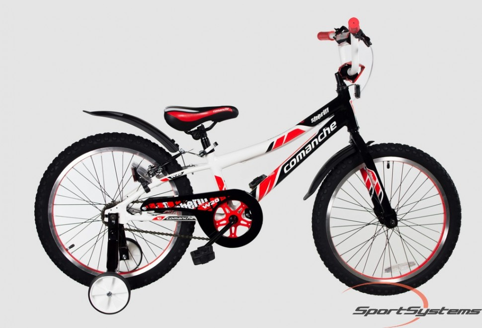 Купить велосипед Comanche Sheriff 20