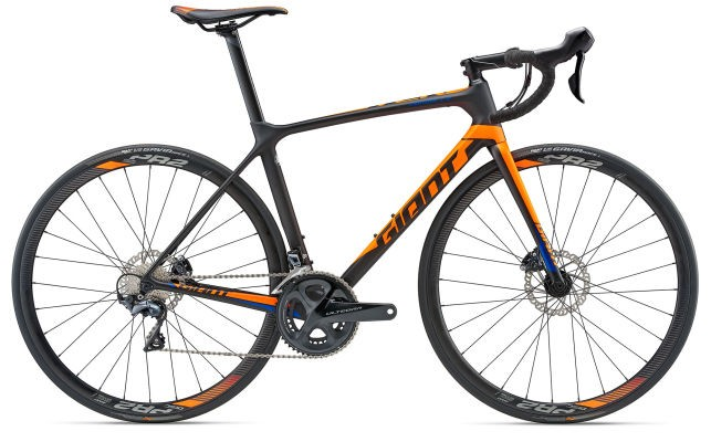 Giant TCR Advanced 1 Disc 28 2018