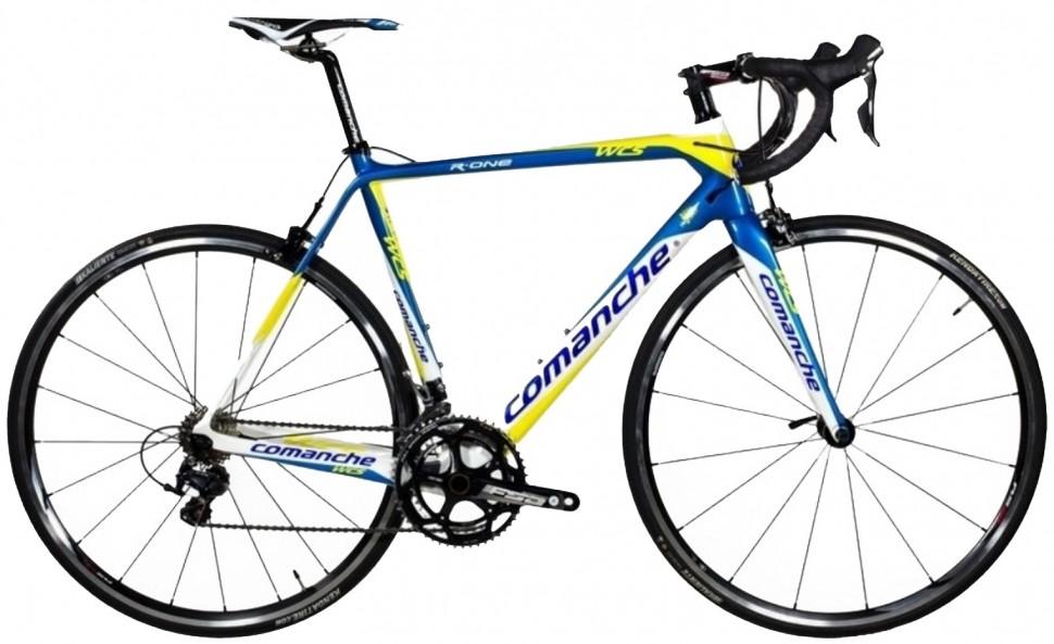 Купить велосипед Comanche R-One