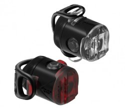 Комплект мигалок Lezyne LED FEMTO USB DRIVE PAIR