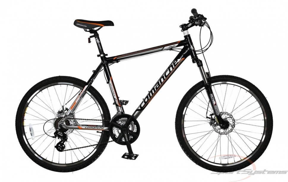 Велосипед Comanche Niagara Fs Disk