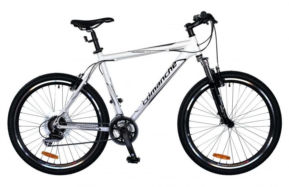 Велосипед Comanche Tomahawk Fs