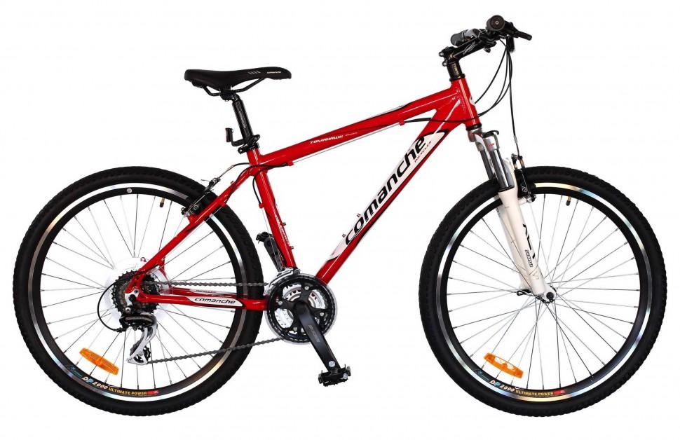 Купить велосипед Comanche Tomahawk Fs