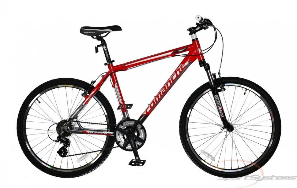Велосипед Comanche Niagara Fs