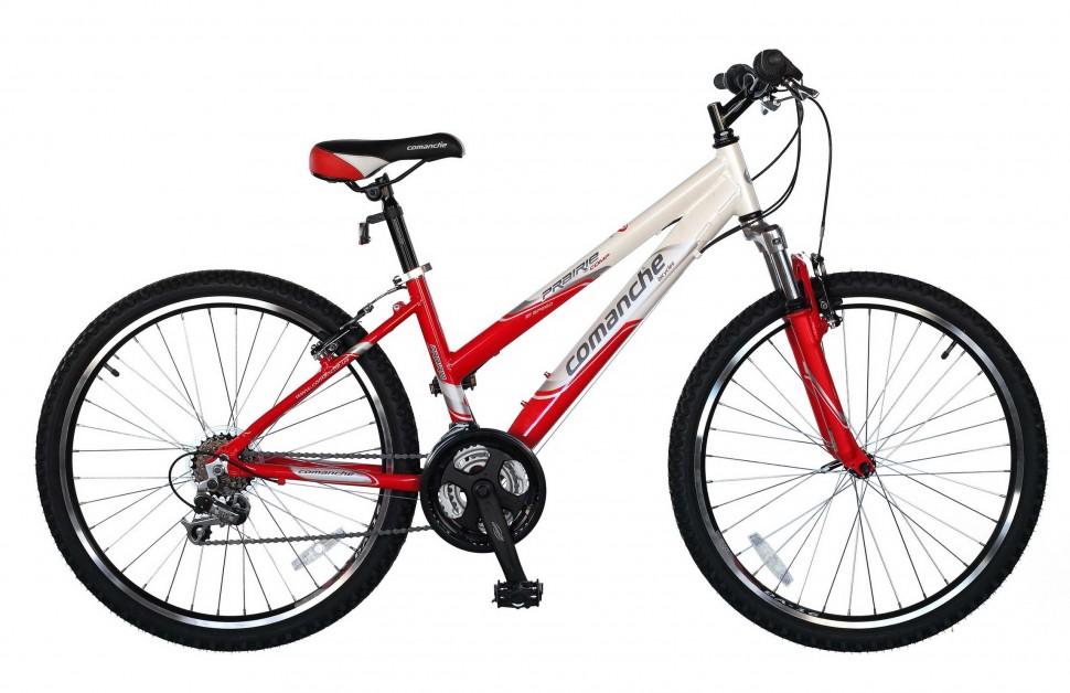 Велосипед Comanche Prairie Comp Lady