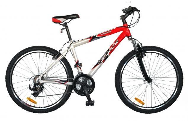 Купить велосипед Comanche Prairie Comp Fs
