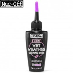 Смазка для цепи Muc-Off E-bike Wet 50ml