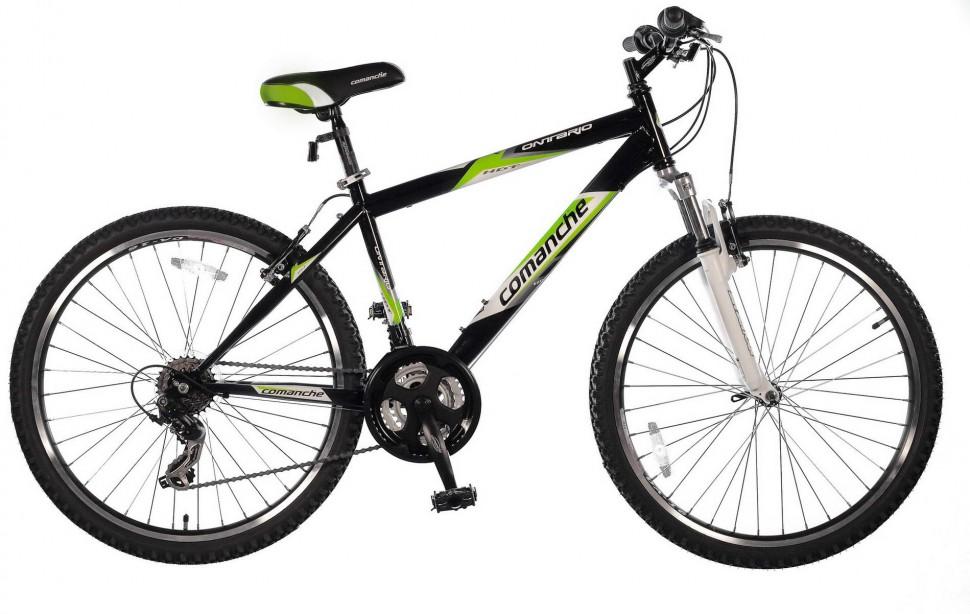 Купить велосипед Comanche Ontario Fs