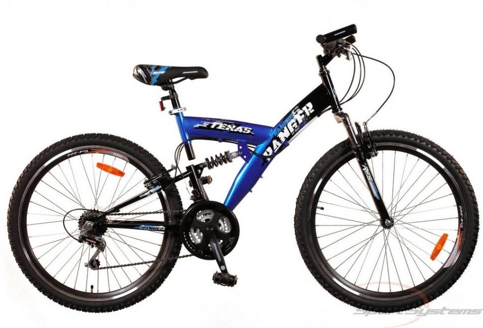Купить велосипед Comanche Ranger Texas Ds